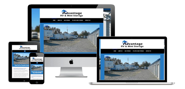 Advantage RV & Storage | Sundial Design