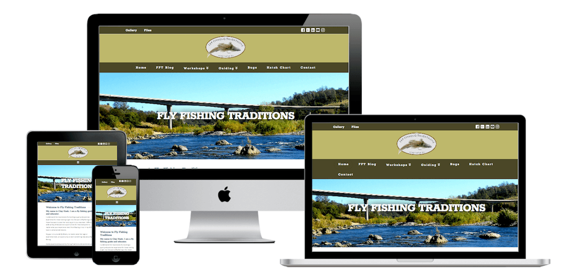 Fly Fishing Traditions | Sundial Design
