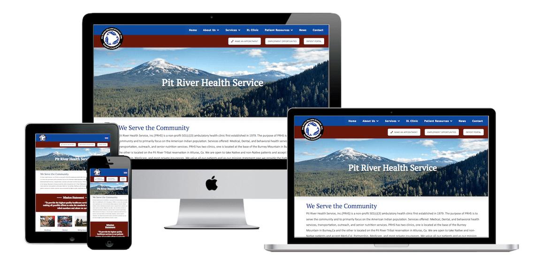 Pit River Health Service | Sundial Design