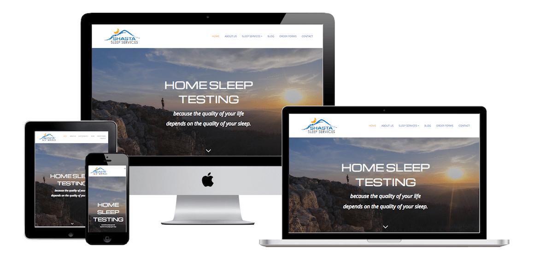 Shasta Sleep Services   Sundial Design