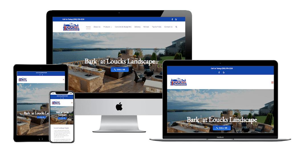 Loucks Landscape Supply | Sundial Design